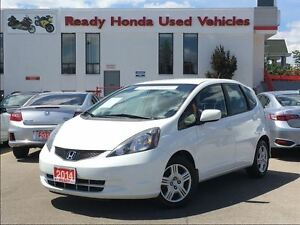 2014 Honda Fit LX    | 1.99% Financing