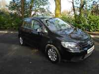 2009 VOLKSWAGEN GOLF PLUS 1.4 PETROL **61000** GENUINE MILES