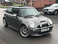 2003/53 Mini Cooper S 1.6 Supercharged JCW Spec Pan roof