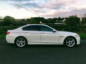 2013 BMW 5 SERIES 2.0 520D SE 4D AUTO 181 BHP***FINANCE FROM £74 WEEKLY***