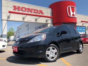 2013 Honda Fit LX, one owner, low kms, priced to sell fast