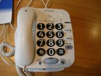 BT Big Button Phones