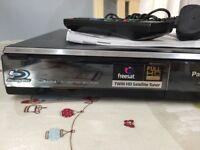 Panasonic DMR-BS750EB freesat recorder