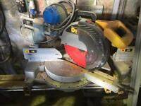 Dewalt Sliding Chop Saw