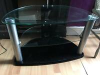 Glass TV stand -Free
