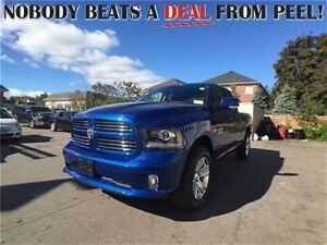 2017 Ram 1500 Brand New 2017 Ram Sport 4 Door Only $37,995 & 0%