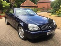 Classic Car Mercedes CL 500