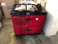 Arga Rayburn natural gas cooker
