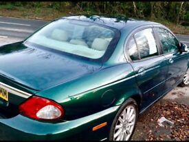 Jaguar Xtype 2.0d sport Facelift.