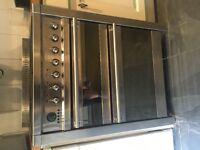 SMEG Dual Fuel Freestanding Range Cooker