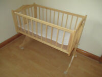 Baby Crib / Cot. Never Used.