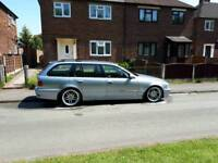 BMW E39 525D TOURING AUTO...