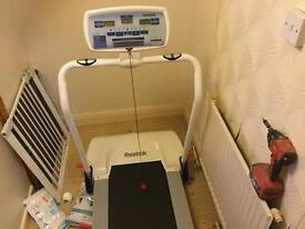 Reebok running machine only used a couple of times payed £400