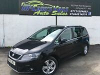 2015 SEAT ALHAMBRA SE MODEL VERY CLEAN ONLY 42K MILES *FINANCE AVAILABLE*