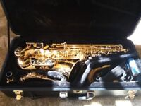 Yanigasawa A901 Alto Saxophone in excellent condition