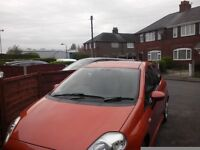 Fiat punto grande sport relisted due to time wasters