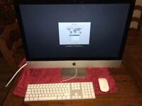Apple iMac 27-inch with Quad-core Intel i5 2.9GHz processor
