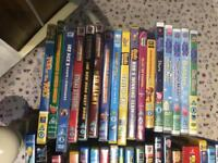 Children's DVD job lot