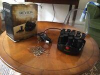 Revlon electric hair rollers