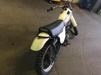 1975 Yamaha mx250 motocross bike totally original