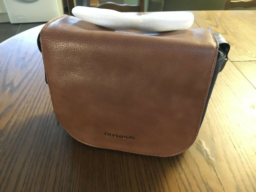 Olympus OM-D Messenger Mini - Leather Bag | in Emsworth ...