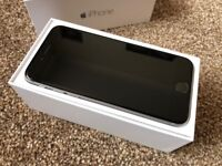 APPLE IPHONE 6 in silver 16GB