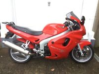 Triumph t955i sprint low miles great condition