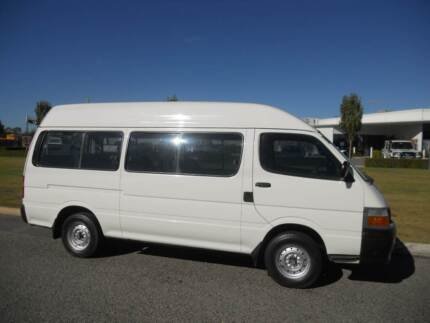 Toyota Commuter Bus 14 seater Welshpool Canning Area Preview