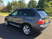 BMW X5 3.0D SPORT 2002 IMMACULATE CONDITION