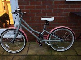 Girls Pendleton bike ages 5-7