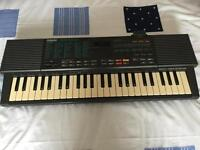 Yamaha vss 200 sampling keyboard with voice mic ok condition with voice mic working order