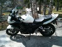 2011 Suzuki GSX650F for Sale