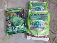 Aquarium Dennerle & Tetra substrate / soil for planted tanks