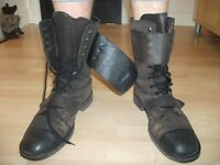 Mens 'fashion' boots by DKNY size 12