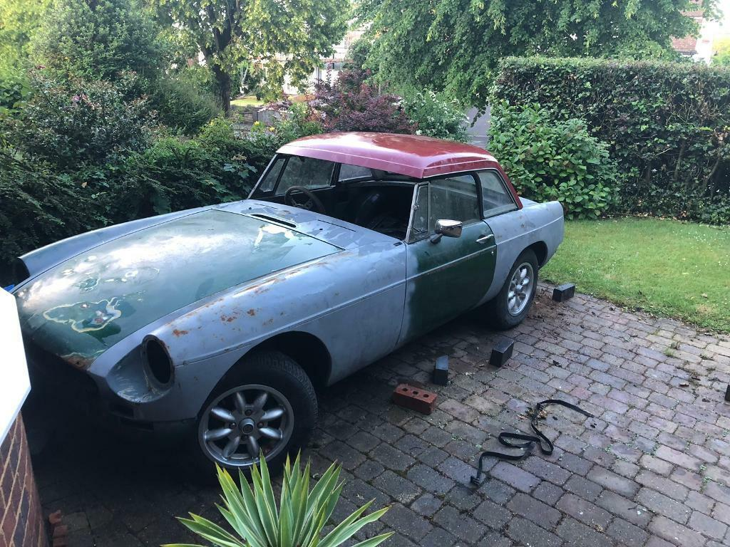 MGB ROADSTER SOLID CHASSIS 1978 | in Rugby, Warwickshire | Gumtree
