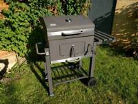 Well featured BBQ charcoal - clean