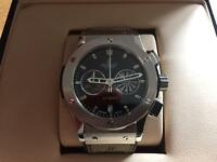 MENS HUBLOT BIG BANG WATCH NEW.