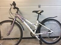 Raleigh girl's bicycle