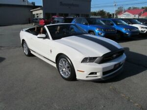 2013 Ford Mustang Premium Convertible - Leather