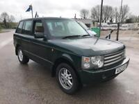 Range Rover 3.0 Automatic Diesel 2003