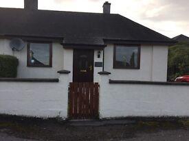 2 bedroom semi-detached cottage for sale
