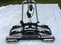 Thule ER 940 tow bar mounted two bike carrier