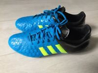 Adidas football boots size 10.5/45