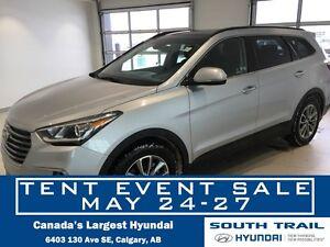 2017 Hyundai Santa Fe XL Luxury (AWD, Nav, Push-Start, 7-Pass)