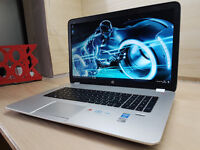 "Gaming HP Envy - 17.3"" - Quad Core i7 - 12Gb Ram - 2 Terabyte HD - Geforce 2g Graphics"