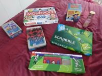 Games and board games