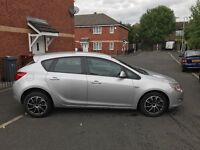 Vauxhall Astra 1.6i 16V Exclusive 5Dr 59plate