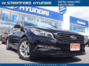 2016 Hyundai Sonata GL | HEATED SEATS | REAR CAM | BLUETOOTH | A
