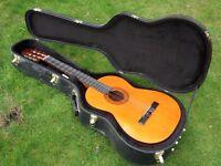 Balmera Accoustic Guitar with case