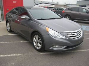 2012 Hyundai Sonata Limited | Well-Equipped!